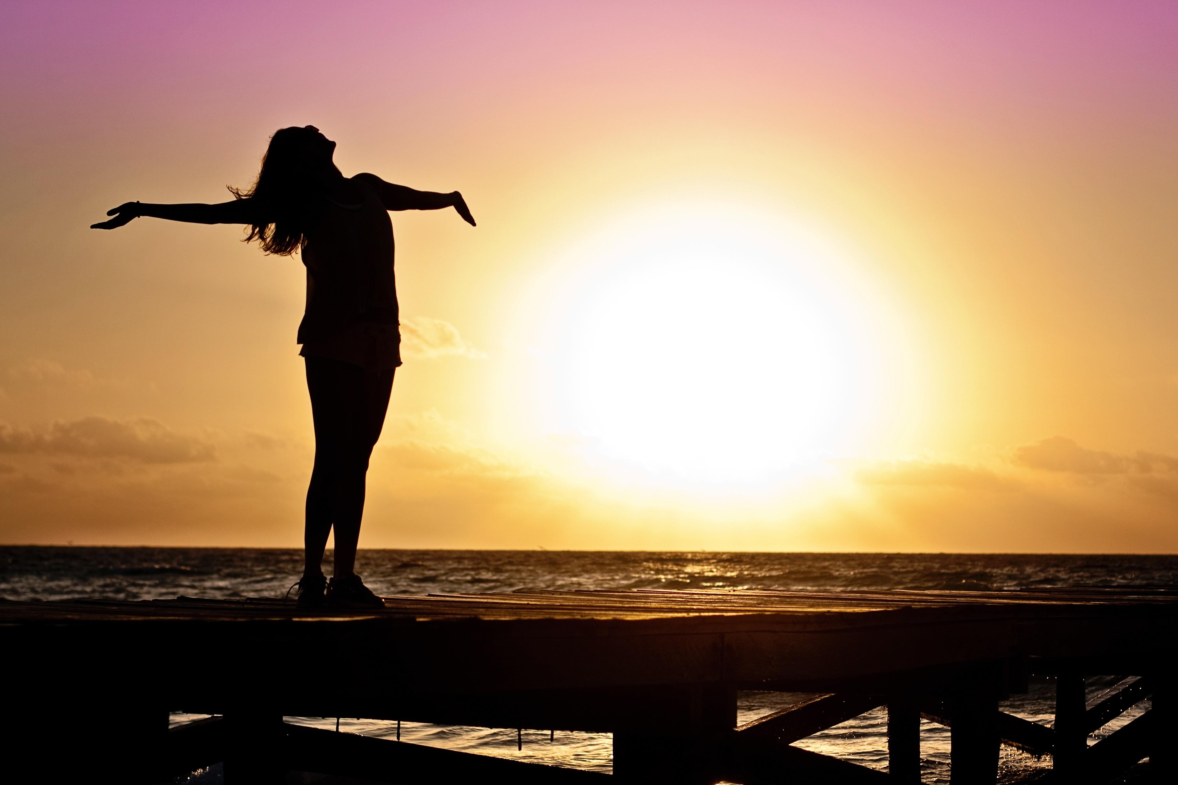 Befreie Dich. Lebe erfüllt. Genieße das Leben.
